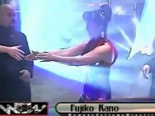 Real Mix Wrestling And Femdom 2 Girls Vs 1 Man