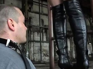 Missy Boots Worship And Trampling 1