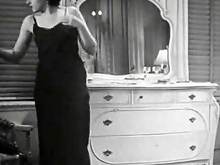 Man Peeping On To Undressing Women 1930s Vintage Porn A0