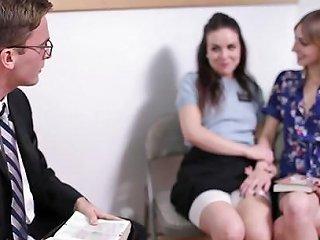 Mormon Babes Seduce Elder Free Mormons Porn 20 Xhamster