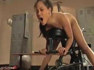 Hot Asian Slut Squirt To Triple Machine Fuck Free Porn 6d