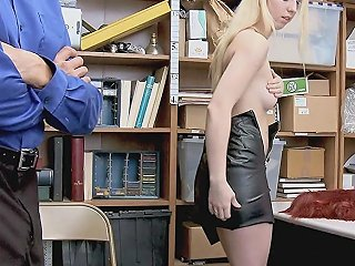 Blonde Rich Girl Darcie Found Guilty In Stealing Some Merchandise