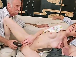French Redhead Reverse Gangbang After That Is When The Real Fun Started Dukke Went In