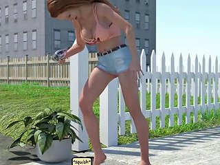 Giantess Story Camille Finds The Prototype