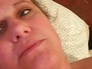 Horny Housewife Gets A Load Of Cum From The Neighbor