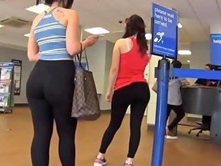 Spy And Voyeur Hot Butt Girl Legging Pants Free Hd Porn Ca