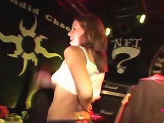Rwg Spring Break Sluts Eating Pussy Onstage Free Porn Da