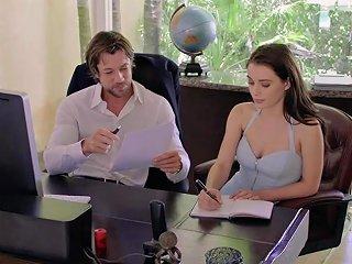 Vixen Lana Rhoades Has Sex With Her Boss Porn 4e Xhamster