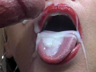 Cum On The Tongue Free Cumshot Hd Porn Video 07 Xhamster