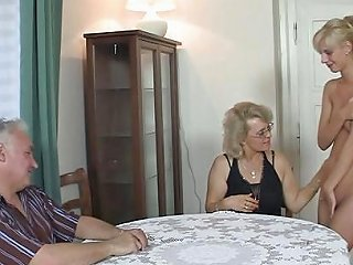 She Is Tricked Into 3some By His Old Parents Free Porn A6