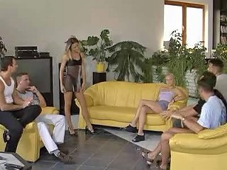 Triple Penetration Blonde And Anal Friend Free Porn Be