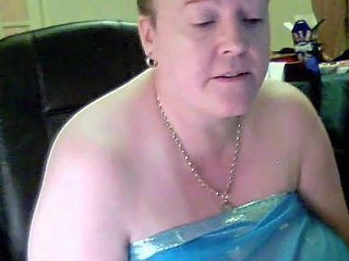 Ugly And Obese Granny Exposes Her Disgusting Fat Body