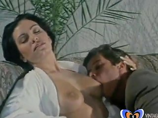 Stepmom Cheating Her Husband With Son Vintage Clip Porn 5a