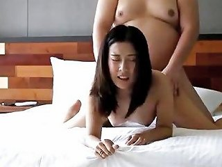 Chinese Beauty And The Fat Tiny Dick Guy Porn 3f Xhamster