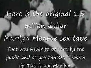 Marilyn Monroe Original 1 5 Million Sex Tape Lie Porn 54
