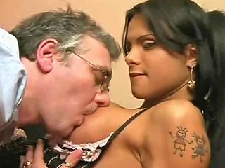 Shemale And Dad Muscled T Girl Scene 01 Tranny Porn 10