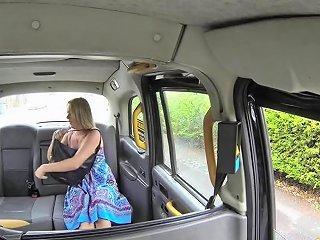 Fake Taxi Mum With Big Natural Tits Gets Big British