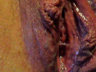 My Swollen Wet Pussy Leaking Cream Pie Porn 56 Xhamster