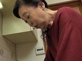 Japanese 80's Brth Friend Grandmother Kadotsukamakototo Shoku