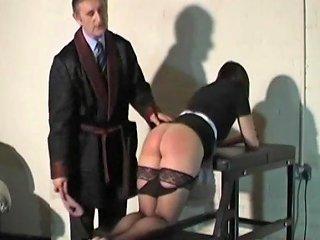 Maid Paddled Free Spanking Porn Video 95 Xhamster