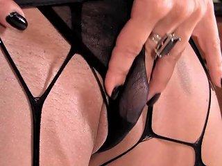 Denise Masino New Dancing Shoes Video Female Bodybuilder