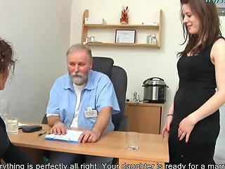 Big Tits Melanie Gyno Exam And Orgasm Heartbeat Part 2