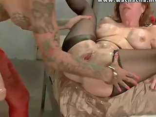 Squirt Bonnie Rotten Likes It Dirty