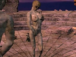 3d Zombie Babe Double Teamed Free 3d Toon Tube Hd Porn 94