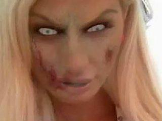 Zuzana Plackova Sexy Zombie Free Big Tits Porn Video D6