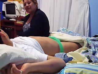 Son Happy With Mature Mother Free Mature Son Hd Porn D1