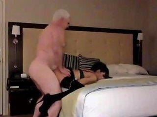Horny Old Rich Man Fucks His Sexy Slim Teen Hooker Porn 7f