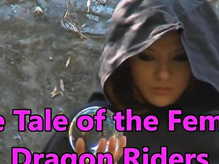 Rise Of The Female Dragon Riders Trailer Story Coming Soon