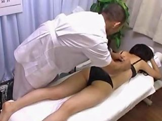 Beautiful Japanese Gets Massage With Happy Ending Porn 72