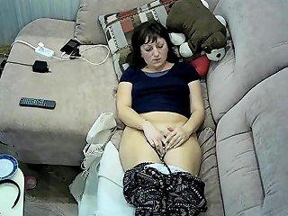Twelve Orgasms Of Masturbation On A Hidden Camera Porn E3