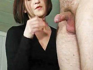 Maya Nicely Ruined His Orgasm Free Mayas Handjobs Porn Video