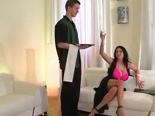 Busty Rich Girl Gets The Fuck Of Her Life Free Porn 21