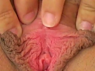 Andrea Stretching Her Pussy Lips Free Porn 62 Xhamster