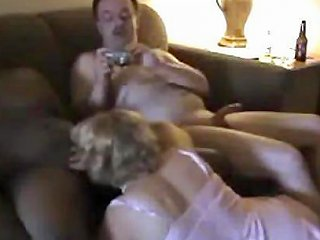 Hubby Watches Wife Sucking Black Cock Porn 3c Xhamster