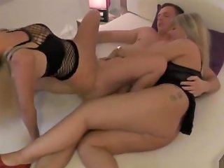 2 German Blond Milfs Threesome Real Private Amateur Mff Txxx Com
