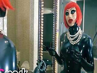 Real Life Rubber Doll Free Latex Porn Video D8 Xhamster