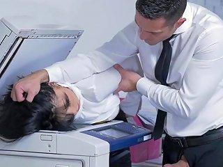 Office Obsession The Secretary Starring Rina Ellis