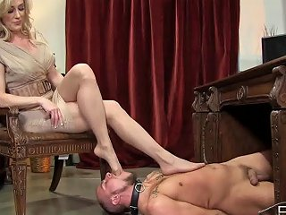 Brandi Love Femdom Milf Foot Worship Hd Porn 8e Xhamster