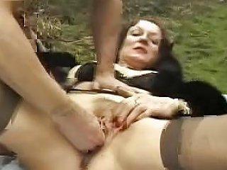Mature In Black Fox Fur Free Blowjob Porn B6 Xhamster