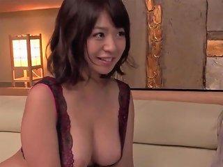 Milf In Heats Wakaba Onoue Amazing Sex In Bedroom With