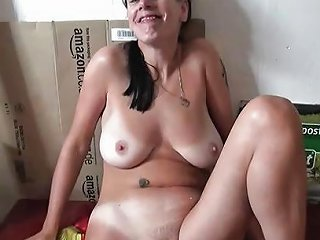 Gorgeous Submissive German Slave Fucked And Cum On Pussy