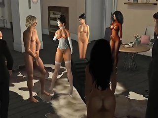 Session 57 Part 3 The Wedding Orgy