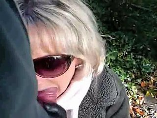 Outdoor Bj With Jasmine The Scottish Slut Milf Porn 51