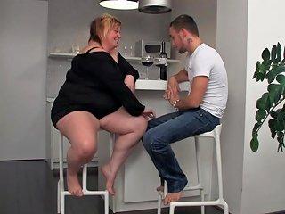 Fucking Busty Big Booty Fatty On The Floor Free Hd Porn B0