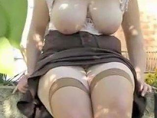 Wife In Garden Free Flashing Porn Video 10 Xhamster