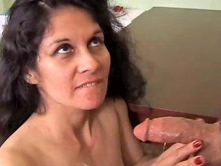 Sexy Latina Milf Carmen Loves The Taste Of Cum Porn C6
